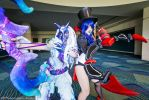 Kindred and Leblanc Mega2016 by PeopleEveryday