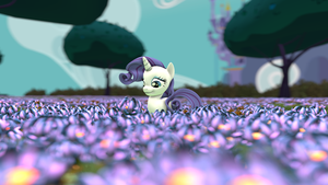 [SFM] Flowerfield by JuiceDane