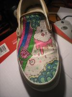 My Old Painted Vans by Cool-Kakshi