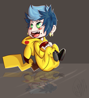 Giggles chibi by R3llO