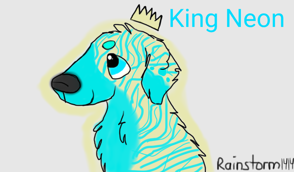 King Neon by Rainstorm1414