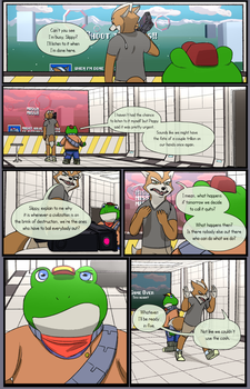 MISSION 1 : Page 3 by PumpkinSoup