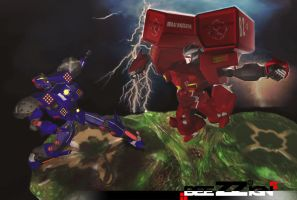 BZ02 vs X3 by andry2fast