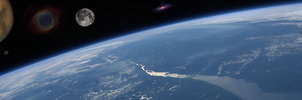 ISS Earth image 'accurate' by TomThaiTom
