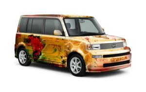 Scion Xb Africa by torchdesigns