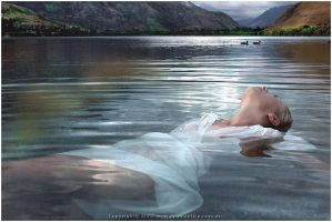Lady of the Lake - 3 by BeauNestor