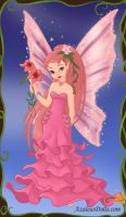 Rose Fairy by LadyAquanine73551