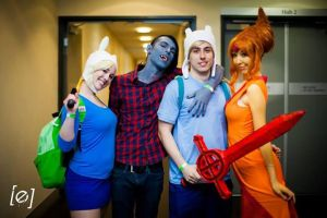 Adventure Time Cosplay! by Soylent-cosplay