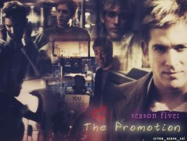 Season five: The promotion by Machii-csi