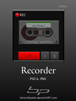 Android: Recorder by bharathp666