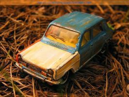 Rusty simca 1100 I by andrew0807