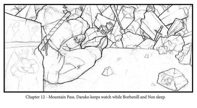Chapter 12 Mountain Pass by Bl0ndej0sh