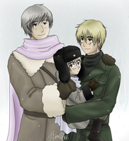 Rusuk family by xChrononautx