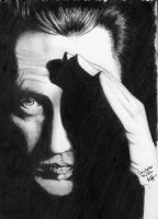 Christopher Walken by M-S-I