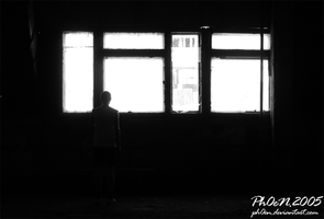 The lost person by Ph0eN