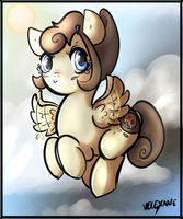 Cookie Dough up so high~ by Velexane
