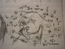 Mathematics and I by Rayhaaja