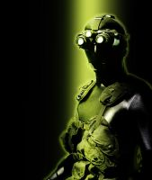 Splinter Cell by GIGN5749