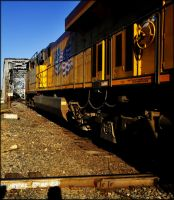Eastbound Union Pacific by TThealer56
