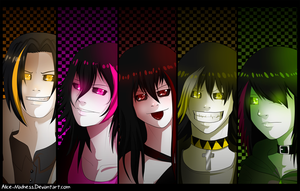 -Another group of Negas- by Nega-Lara