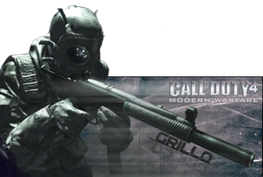 Call of Duty 4 signature by CoSZ