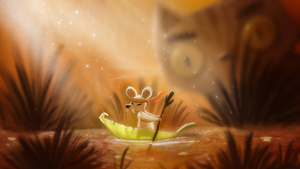 Day 713# Color scripting practice by Cryptid-Creations