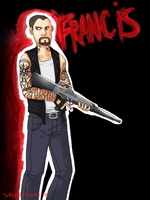 L4D -Francis- by SuperKusoKao