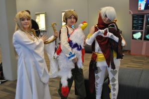 Skyward Sword Group by JameesPhotos