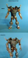 Generations Rattrap by Unicron9