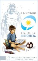 4-Sep: Dia de la Historieta by comicargento