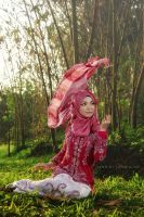 hijab style by Yed82