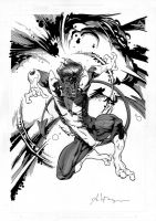 Nightcrawler - Commission by andreibressan