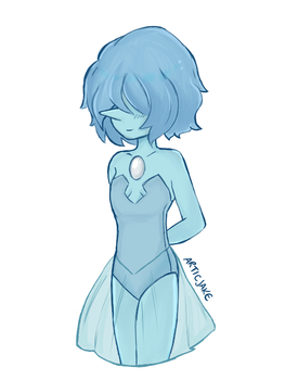 Blue Pearl by Articjake