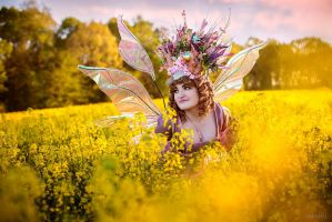 The Fairy of Spring by KayleeOliverCosplay