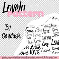Lovely Pattern by Candush by Candush