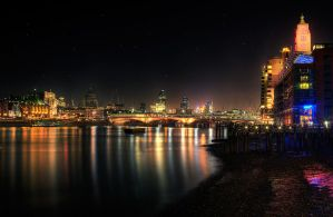 Oxo Tower by fbuk