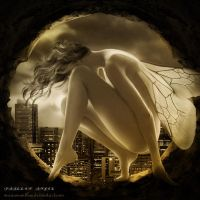 fallen angel by mariaig