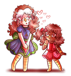Rito Sisters by Jrynkows