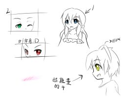 Eye practise by Icy-Cream-24