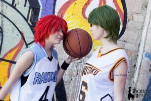 Do you want the ball?. by YunieBlossomCosplay