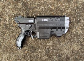 Custom Nerf Vortex Vigilon by Unicron9