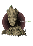 I AM GROOT!!! by Axel2396