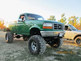 Ford  F250 by catsvsfox