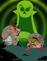 The Grim Adventures Of Billy And Mandy by Chopfe