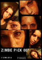 zombie pack 007 by carro-stalk