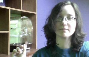 me and a Bird in the cage by studencik