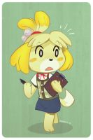 Isabelle by vern-argh