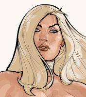 Uncanny X-Men 529 Cover Peek by TerryDodson