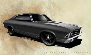Chevelle by JAYSdesigns
