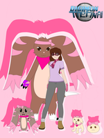 Digimon TheFinal- Team Light Pink by Lizuka-Hayashi